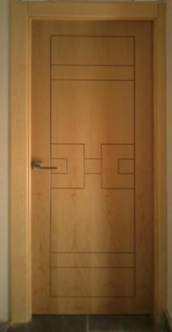 Puerta de interior Mod. 3P