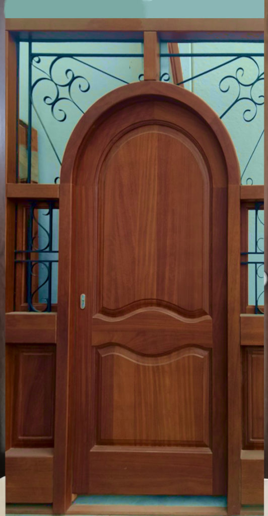 Puerta de exterior Mod. EXT 6I