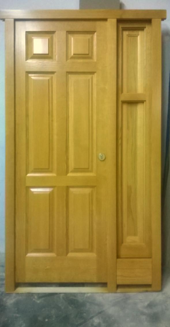 Puerta de exterior Mod. EXT 2P