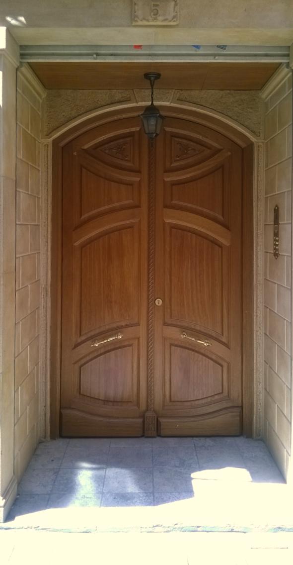 Puerta de exterior Mod. EXT 1I