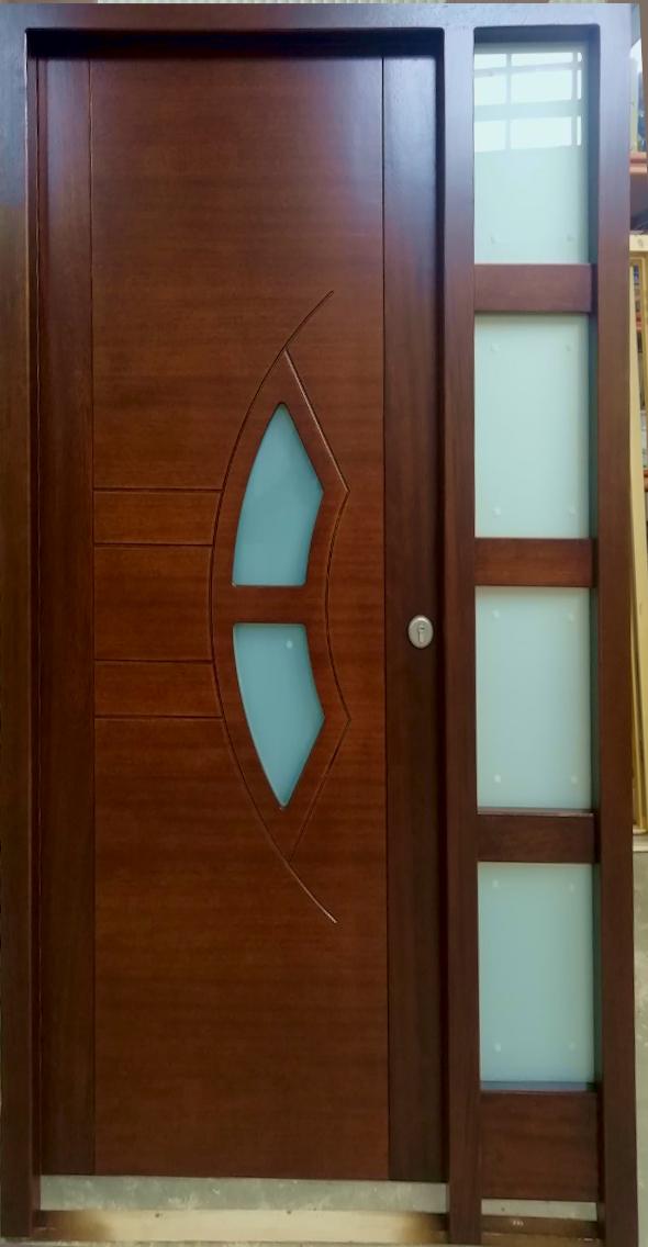 Puerta de exterior Mod. EXT 7I