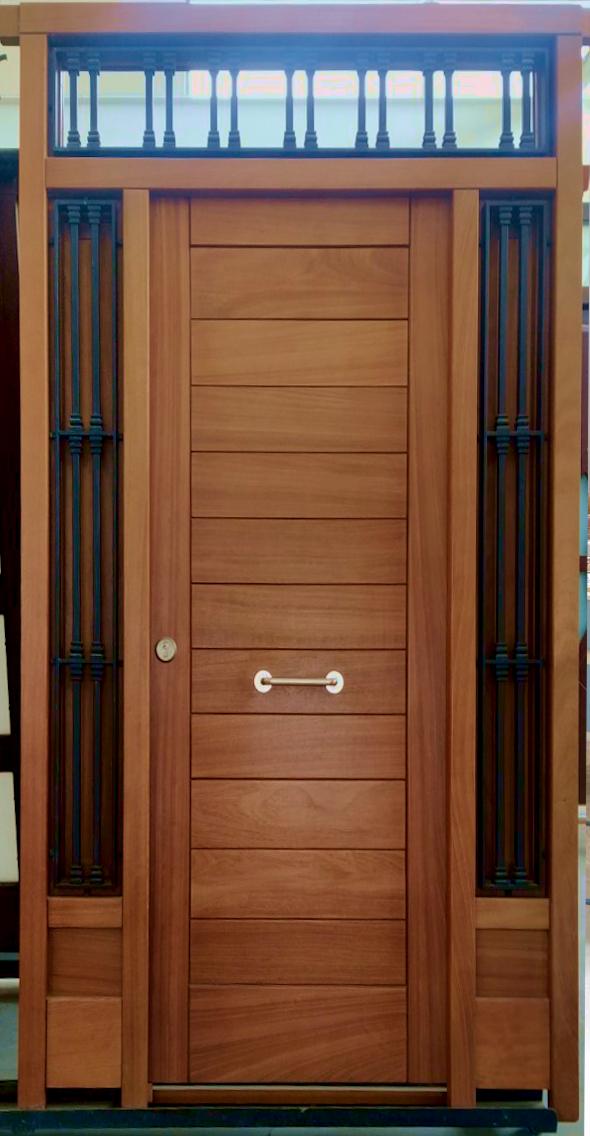 Puerta de exterior Mod. EXT 5I