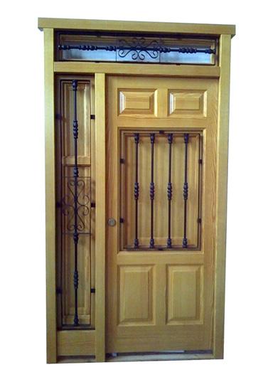 Puerta de exterior Mod. EXT 1P