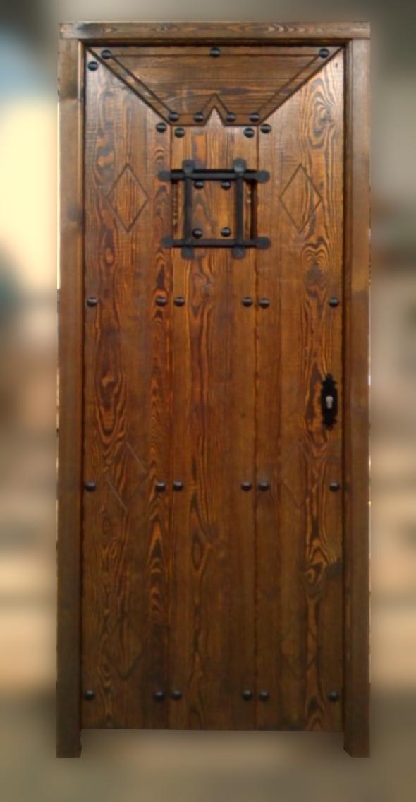 Puerta de exterior Mod. EXT 3P