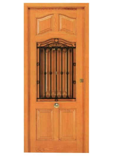 Puerta de exterior Mod. EXT 1M