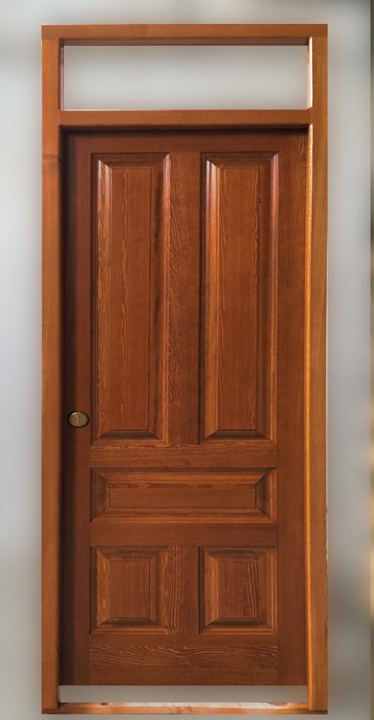 Puerta de exterior Mod. EXT 7P